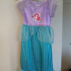 Size 4t mermaid dress from Disney